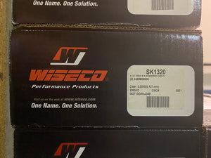 Wiseco Snowmobile Piston Kit SK1320 A/C ZR800 B.B. 2429M08600
