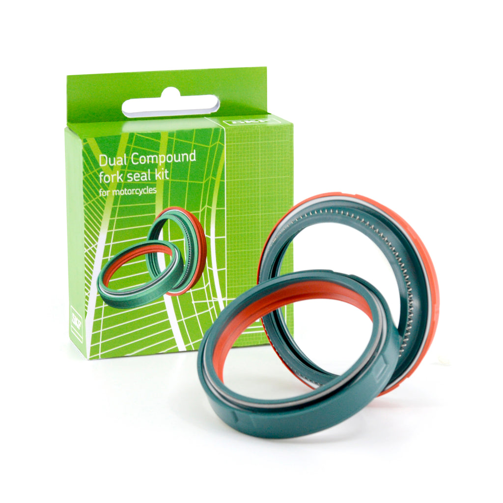 SKF Dual Compound Fork Seal Kit - Showa 49mm