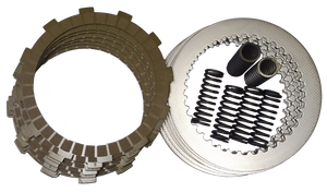 Complete Clutch Pack with Springs - SUZUKI RMZ450