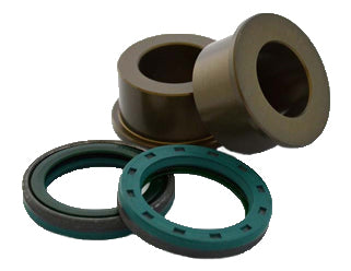 SKF Wheel Seal Kit - KAWASAKI KX125/250 06-07 KX250F/450F 06-18 (FRONT)