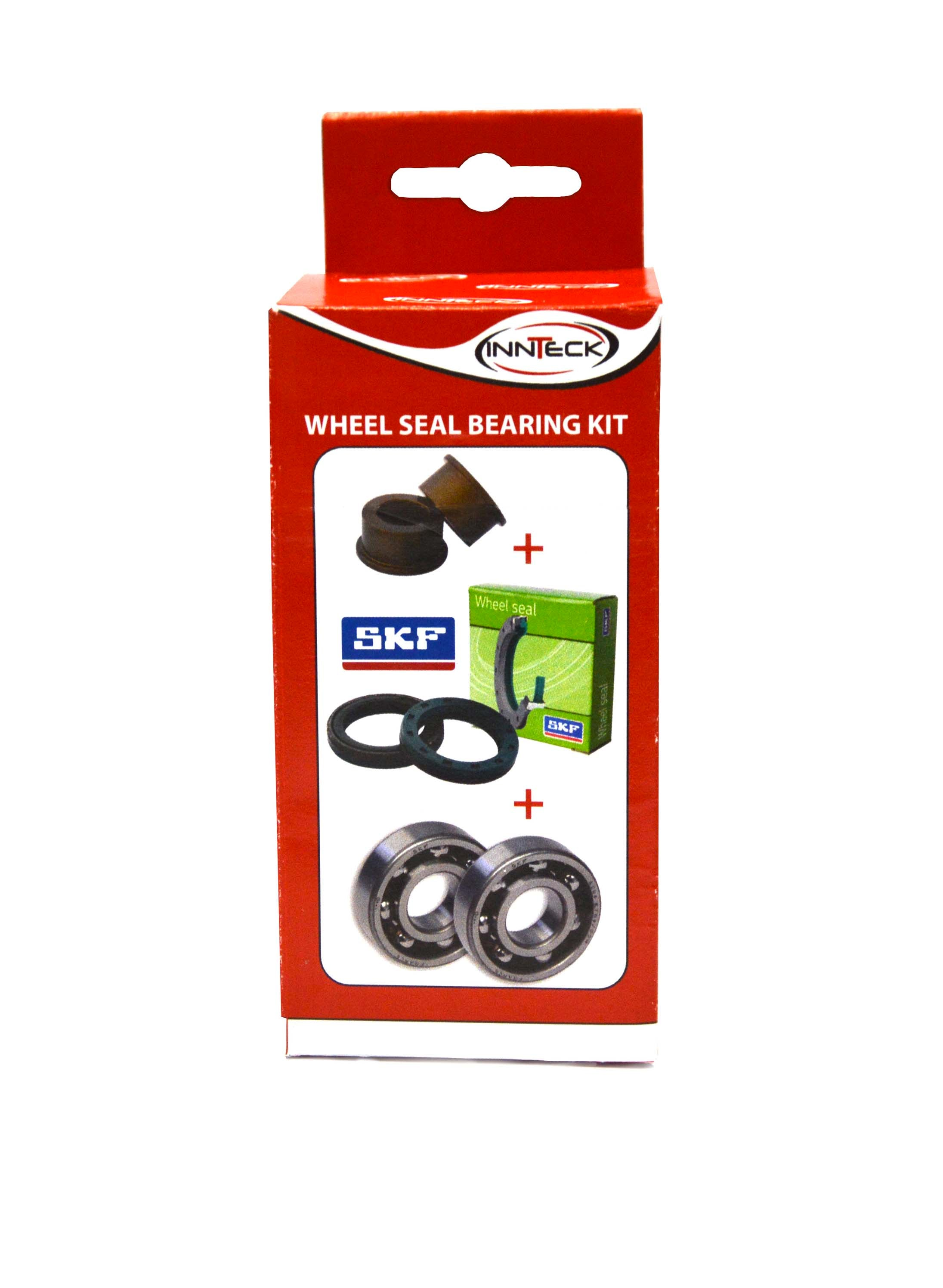 SKF Wheel Seal & Bearing Kit - HUSQVARNA (FRONT)
