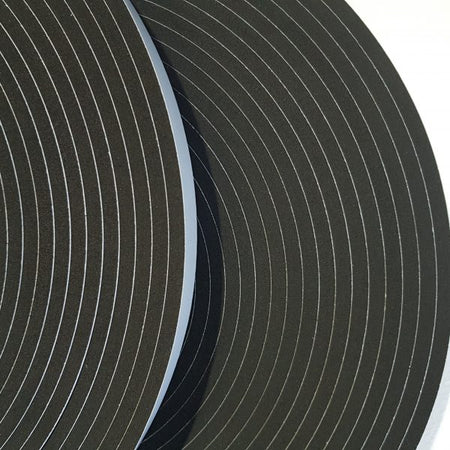 SELF ADHESIVE RUBBER AND FOAM TAPES