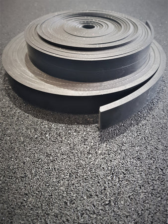 NATURAL INSERTION STRIP RUBBER
