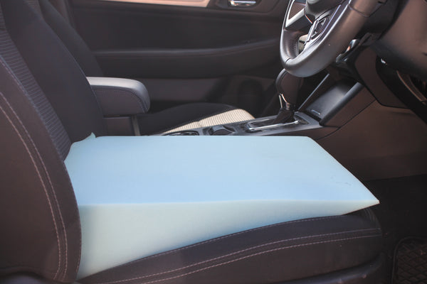 Premium High Density Car Seat Wedge (460mm x 400mm x 150mm-0)