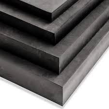 PE45 Closed Cell Foam 2000mm x 1000mm x 15mm Black