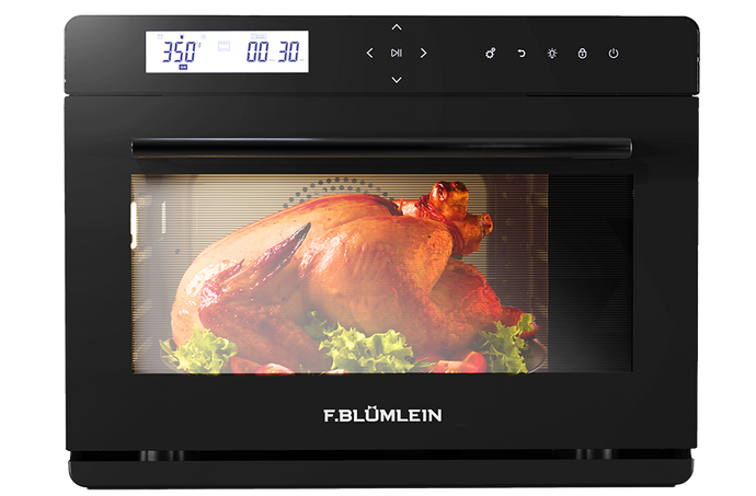 Introducing: F.BLÜMLEIN Steam Oven