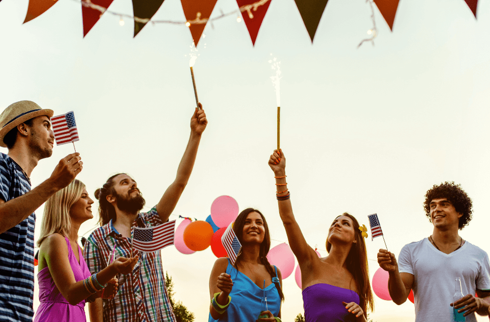 Attend Local Celebration Events
