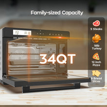Load image into Gallery viewer, JU-3200 Steam Convection Oven