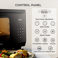 Load image into Gallery viewer, JU-2500 Countertop Steam Oven