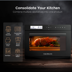 JU-3200 Steam Convection Oven
