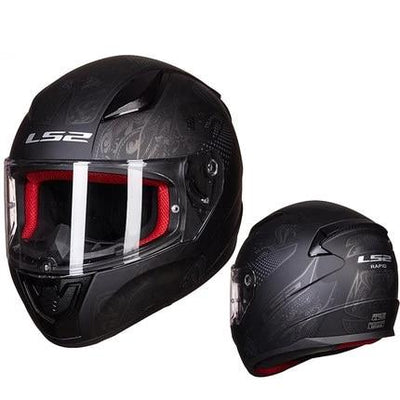 Rapid racing helmets full face motorcycle helmet ABS safe structure ECE approval