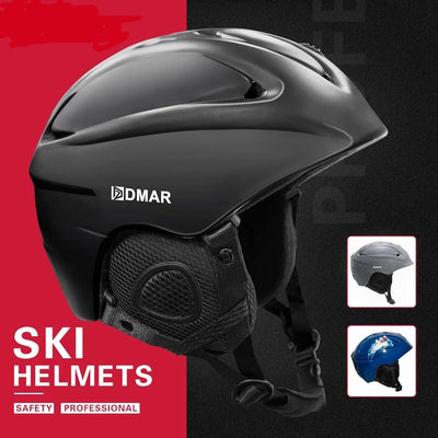 Ski helmets for adult and kids sketeboard snowboard skiing outdoor sports