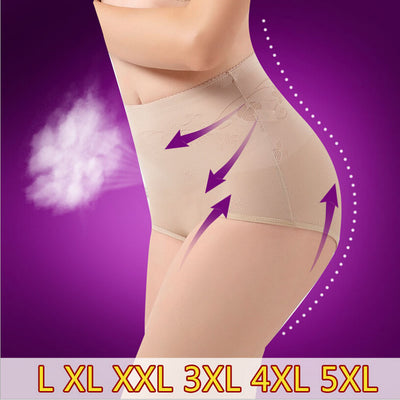 Underwear body shape women slim high waist corsets ladies panties perfect slimming