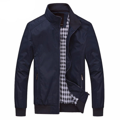 Casual jacket for men outerwear cloth