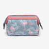 Cosmetic bag women beauty portable cute multifunction pouch toiletry