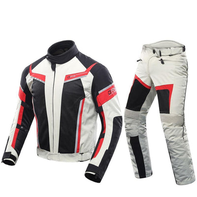 motocross clothing motorcycle jacket motorcycle pants breathable suits for men women