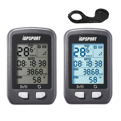 Speedometer bike digital stopwatch GPS waterproof IPX6 bicycle accessories