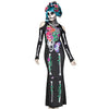Skull halloween costume ghost zombie vampire cosplay suit women funny party