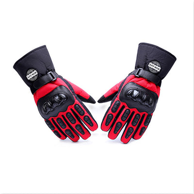 Motorcycle gloves warm protect gloves waterproof windproof guantes moto luvas alpine