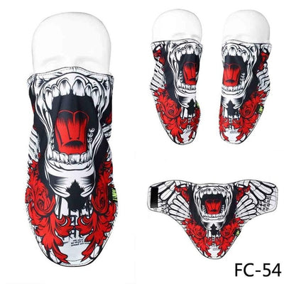 skateboard mask winter warm motorcycle bicycle cycling ski snowboard face mask