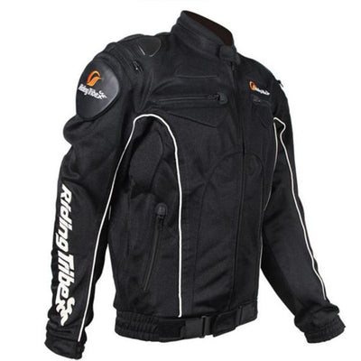 Men motorcycle jacket motorbike clothes