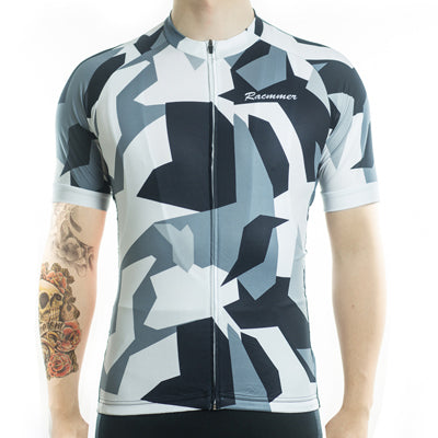 Cycling Jersey Mtb Bicycle Clothing Short Sleeve Quick Dry for Men