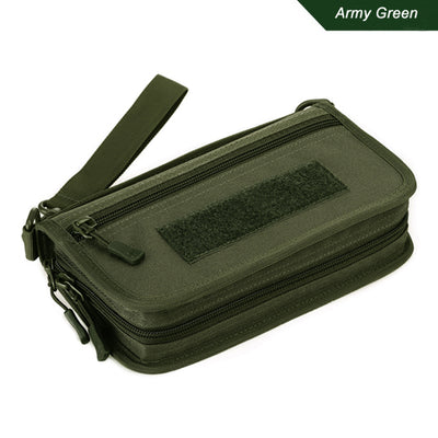 Tactical wallet hunting bags organizer bag money pouch ID card phone