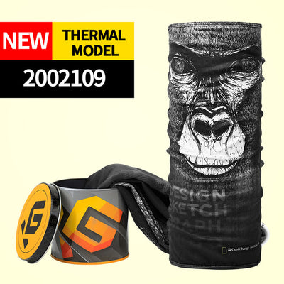 Skull mask bicycle scarf outdoor sports