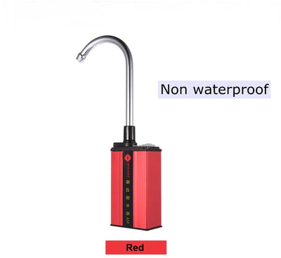 Fishing hand washers water intake suction automatic pump fishing equipment