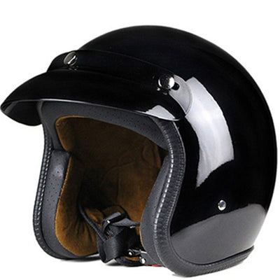 Vega helmet scooter motorcycle new vintage 3/4 open face DOT approved for gifts