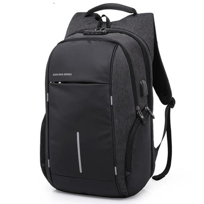 Business Backpack Anti Theft 15.6 inch Laptop Bag for Men