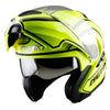 New open full face motorcycle helmets flip up moto casque classic crash helmet