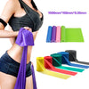 Gym Fitness Resistance Bands Yoga Rubber Sport Loop Strength Training Strong Elastic