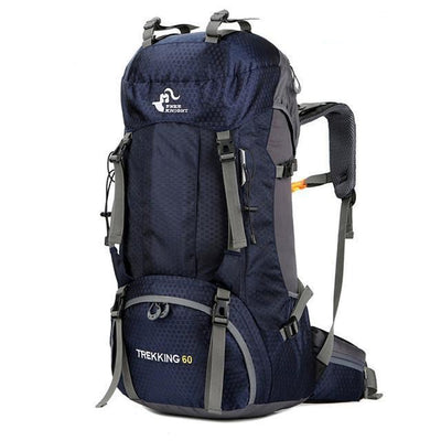 60L Camping Backpack Mountaineering Climbing Hiking Sport Outdoor Bike Bag
