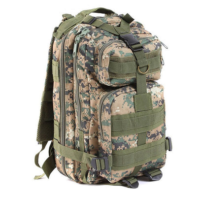Tactical Military Backpack Army Bag Rucksack Hiking Camping Trekking