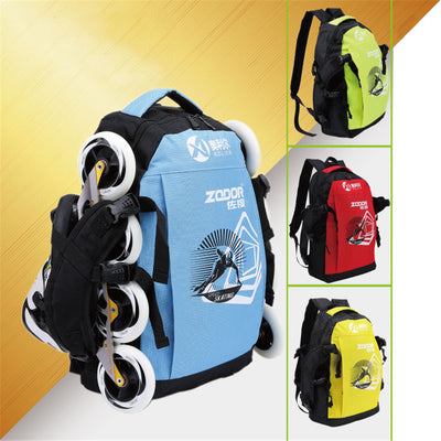 Roller Skates Shoes Bag Cloth Inline Speed Skates Adult and Children General