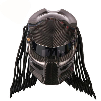 Iron warrior man helmet full face motorcycle helmets marvel painting gift