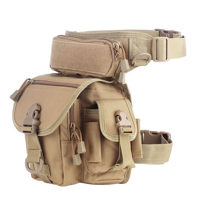 Tactical Military Hunting Bag Waist Bags Camping Climbing Sports Outdoor