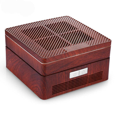 Generator air purifier cleaner wood style