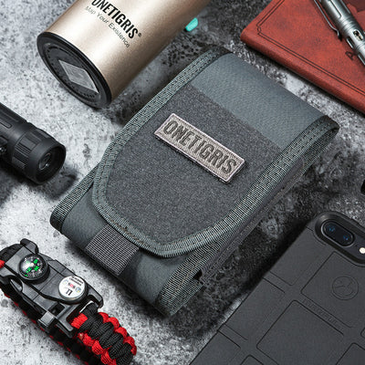 Tactical hunting waist bag pouch holder travel outdoor for smartphone