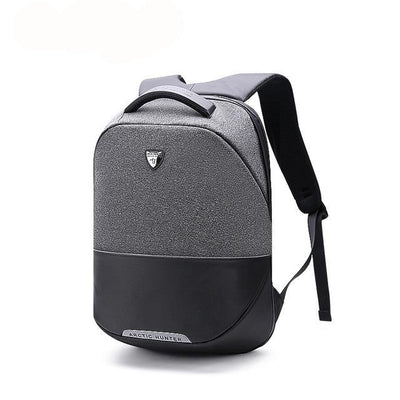 15.6 Laptop backpack for men USB charging bag rucksack best backpacks for work