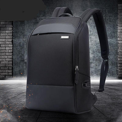 Laptop Business Men Backpack Black USB Charging Waterproof Best Bags for Sale