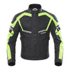 Motorcycle jacket riding motocross clothing protective gear jacket 5 protector guard men