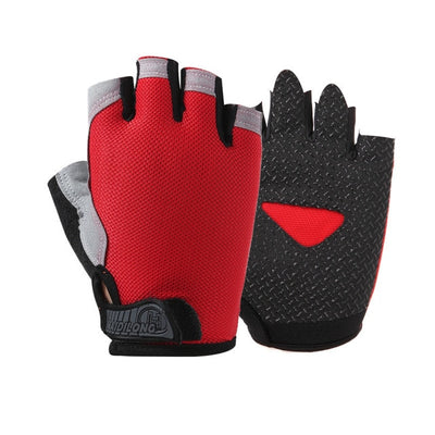 yoga gloves fitness glove women half finger gym cycling bodybuilding training