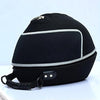 Motorcycle helmet bag knight rear seat saddle bags waterproof travel tourish