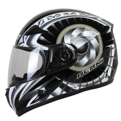 Motorcycle full face helmet racing touring scooter vespa helmets motobike