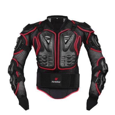 motorcycle protective gear safety body armor riding jacket gear protector
