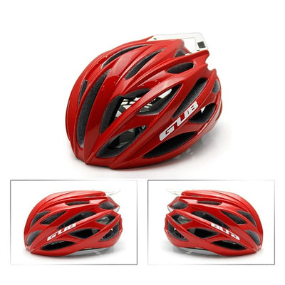 Bicycle helmet bike helmets safety ultralight MTB mountain cycling plastic skeleton