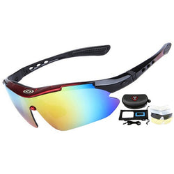 Unisex Cycling Polarized Sunglasses - ericallen