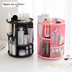 360° Rotating Makeup Organizer - ericallen